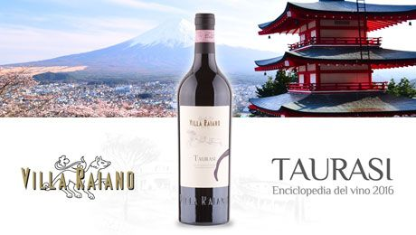 Taurasi Docg inserito nell'Encyclopedia of Wine and Spirits 2016